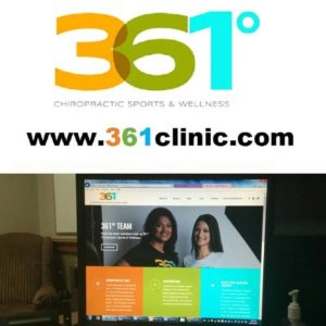@361clinic revamped website is launched March 9, 2017!